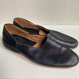 Peal & Co Brooks Brothers Leather Slippers